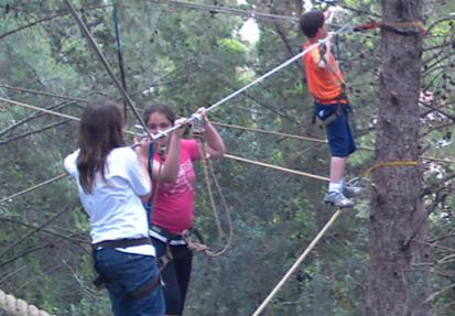 Ropes Fun Day