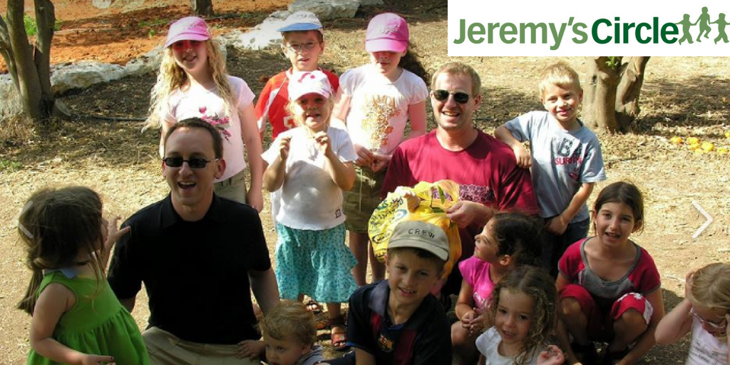 Jeremy's Circle - 10 years