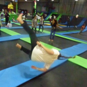Chanuka 2015 at iJump