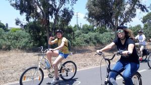 Teen Bike Tour Spring 2019