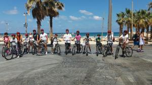 Teen Bike Tour Shavuot 2017